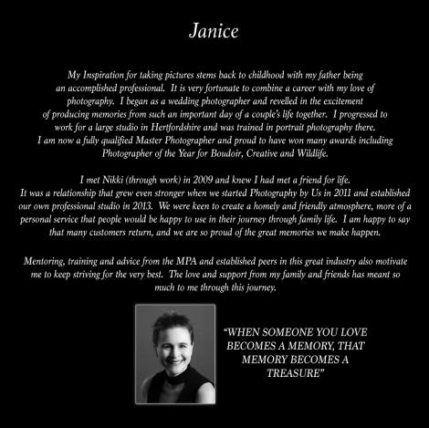 Janice Nicholson AMPA award winning photographer