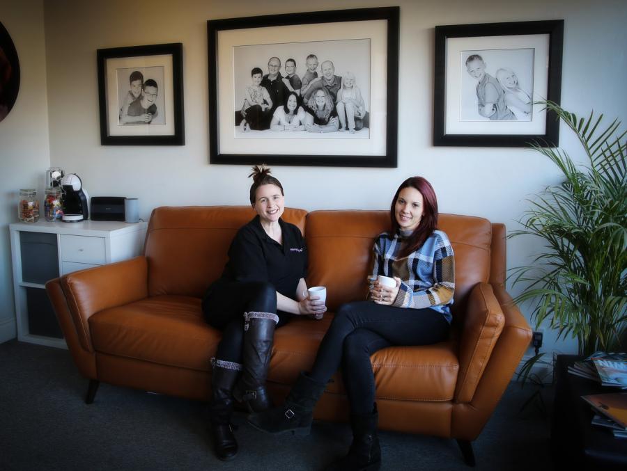 Janice Nicholson AMPA & Nikki Burrett LMPA